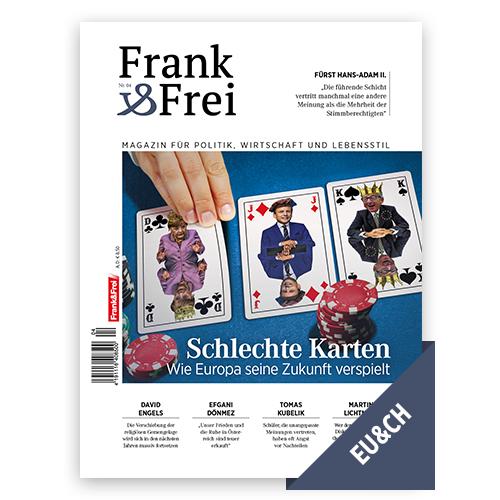 Frank&Frei 04/2017 (EU&CH)