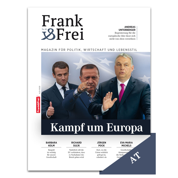 Frank&Frei 09/2019 (AT)
