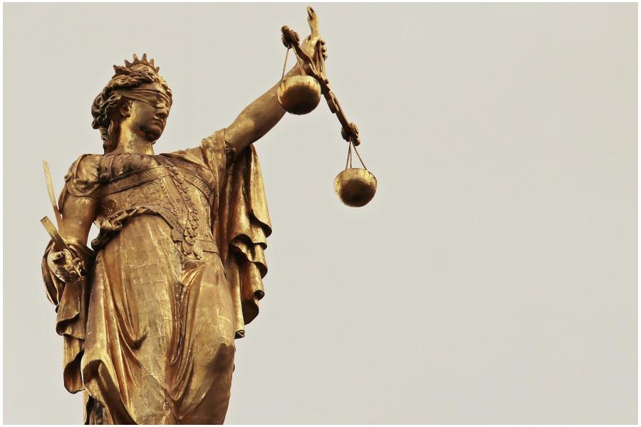 Ein Fall von Gesinnungsjustiz