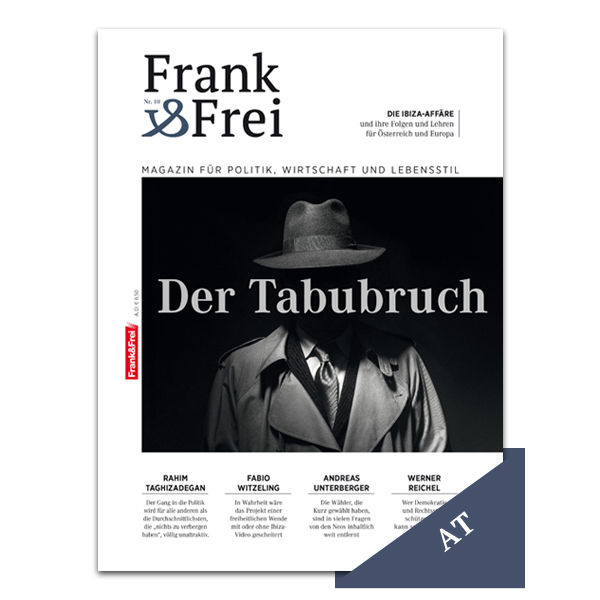 Frank&Frei 10/2019 (AT)