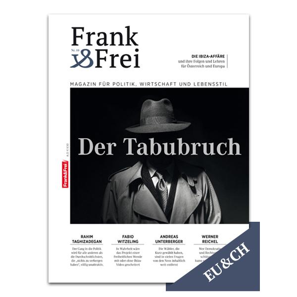 Frank&Frei 10/2019 (EU&CH)