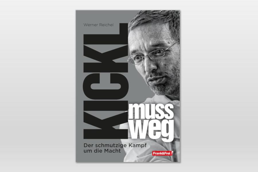 Neues Buch: Kickl muss weg