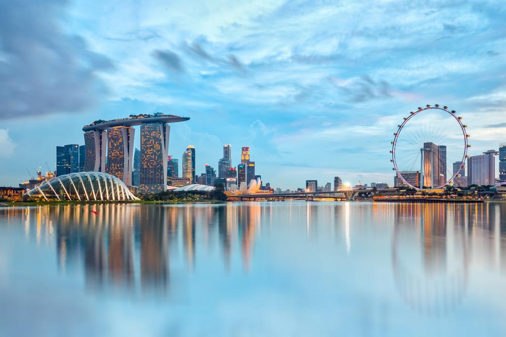 Singapur – Wo es noch etwas zu feiern gibt