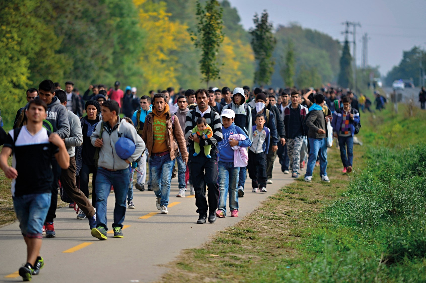Sozialleistungen locken Armutsmigranten