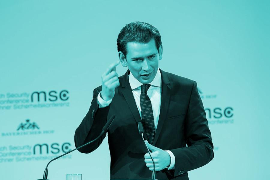 Grüner Persilschein für Sebastian Kurz