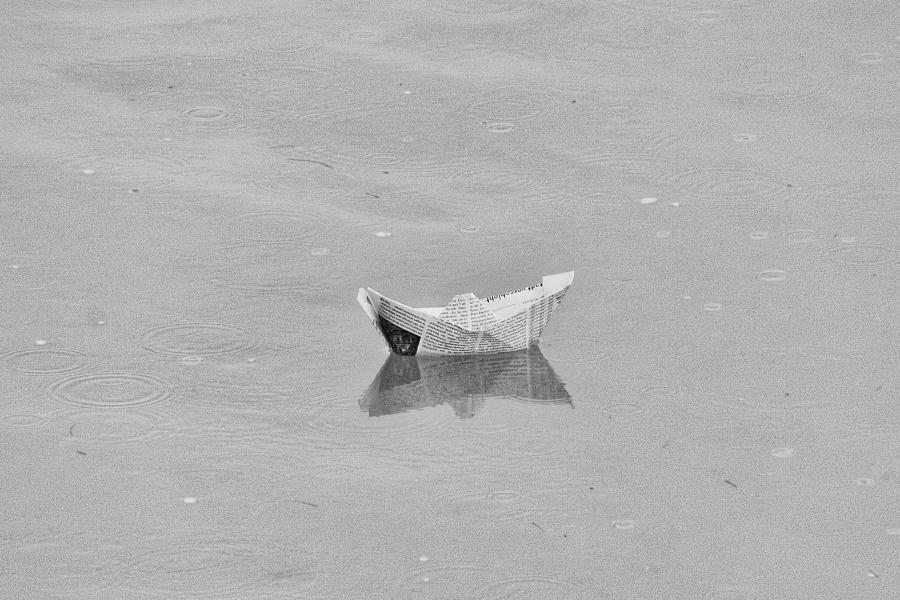 Stürmische Zeiten für das linke Narrenschiff